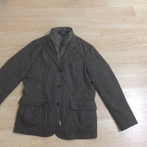 4d16435891 2 layers Banana Republic men s jacket ...